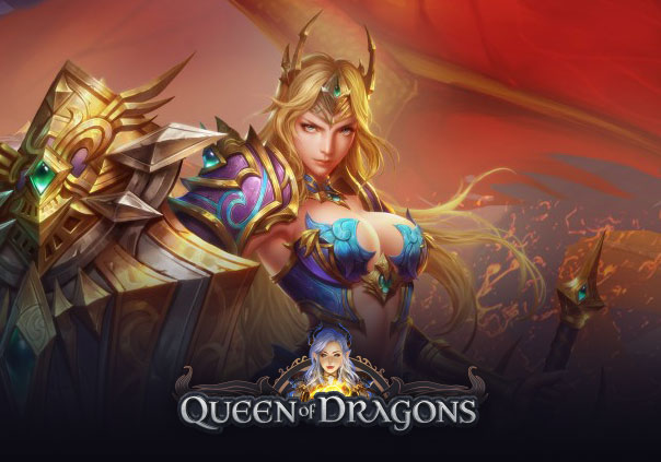 Queen of Dragons Game Profile Banner