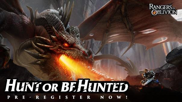 Rangers of Oblivion pre-register