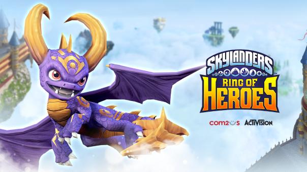Skylanders Ring of Heroes preview