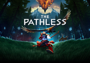 The Pathless Game Profile Banner