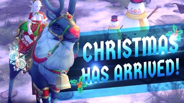 Warlords Awakening Christmas