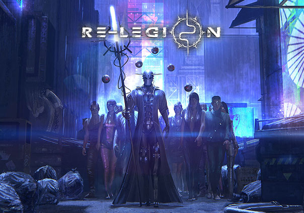 Re-Legion Game Profile Banner