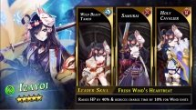 Alchemist Code New Units - Izayoi, Reido