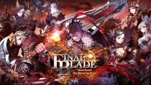 Final Blade mobile rpg soft launch