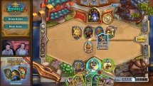 Hearthstone Rastakan's Rumble highlights screenshot