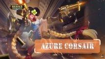 Heroes Evolved Arlequin, Azure Corsair
