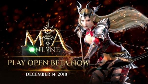 Mia Online Open Beta news