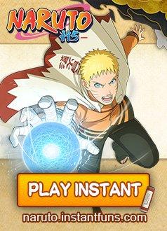 Naruto H5 Media Pack Giveaway Column