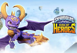 Skylanders: Ring of Heroes Game Profile Banner