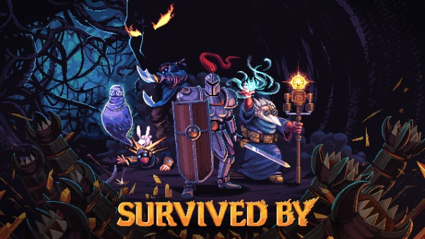 Survived By Key Art