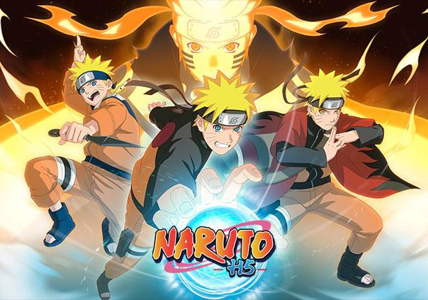 Naruto H5 Game Profile Banner