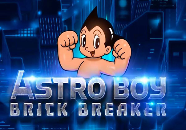 Astro Boy Brick Breaker Game Profile Image