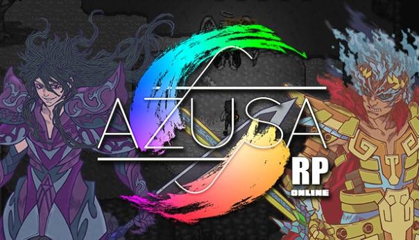 Azusa RP Online Key Art
