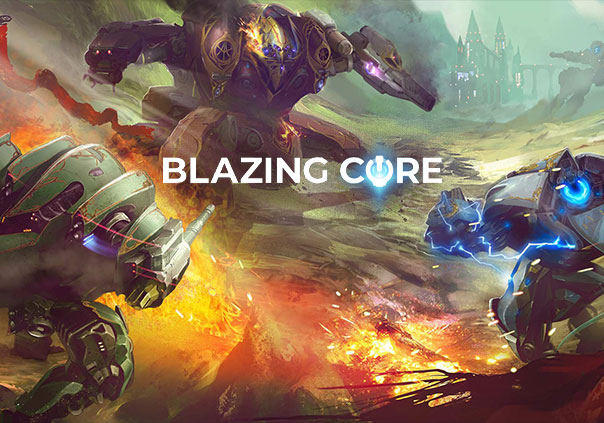 Blazing Core Game Profile Image