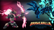 Brawlhalla Escape from Terminus Patch Notes