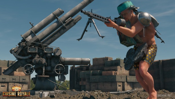 Cuisine Royale to Xbox One news