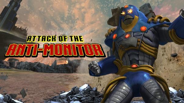 DCUO 8th Anniversary Anti-Monitor