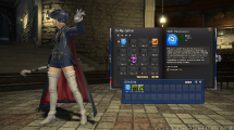 FFXIV Blue Mage arrival