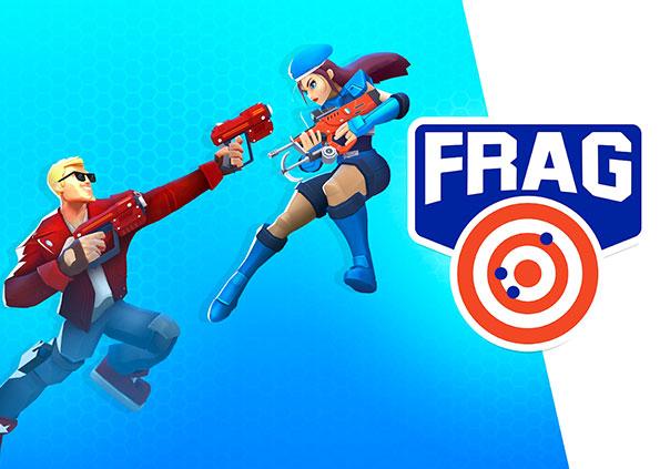 FRAG Pro Shooter Game Profile Image