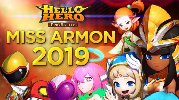 Hello Hero Epic Battle - Miss Armon 2019