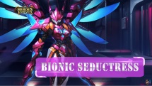 Heroes Evolved - Bionic Seductress Lilith