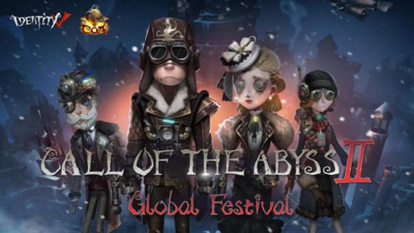 Identity V Global Festival news