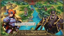 Langrisser Mobile Coming in January