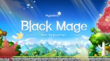 MapleStory Black Mage New Beginnings Announcement