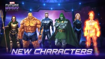 Marvel Future Fight Fantastic Four