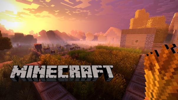 Minecraft F2P Header