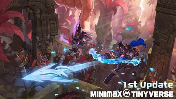 Minimax Tinyverse First Update Image