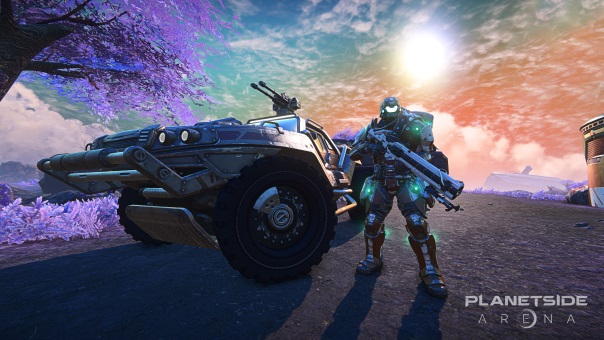 PlanetSide Arena Launch Date Change
