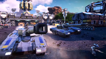 Planetside Arena Gameplay Trailer Thumbnail