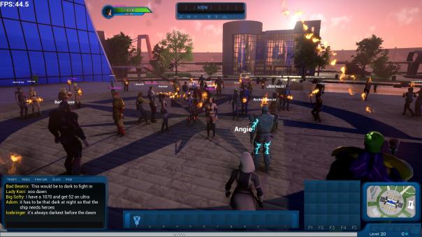 Ship of Heroes 2019 Screenshot