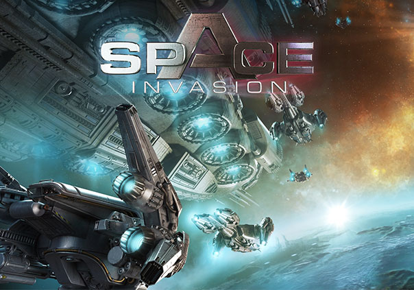 Space Invasion Game Profile Banner