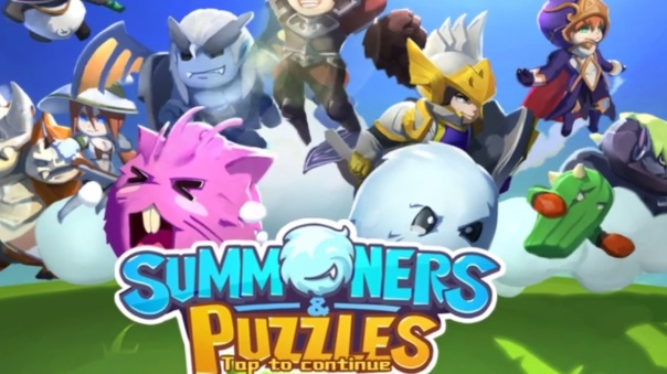Summoners & Puzzles Game Profile Image