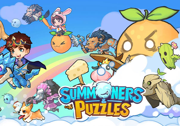 Summoners and Puzzles Game Profile Image