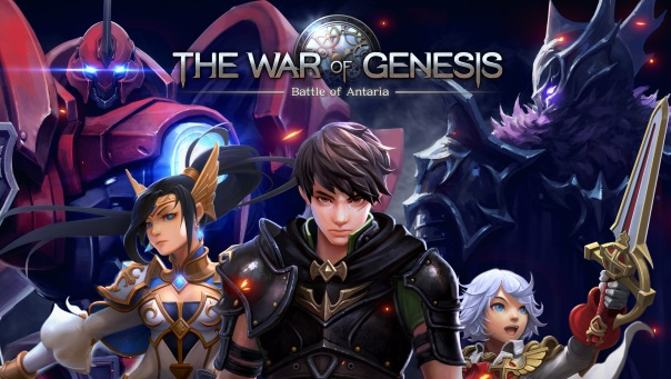 War of Genesis Pre-Registration
