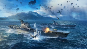 World of Warships Aircraft Carrier Update