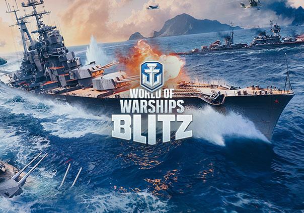 World of Warships Blitz Game Profile Image