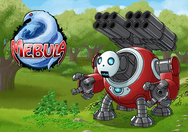 Mebula Game Profile Banner