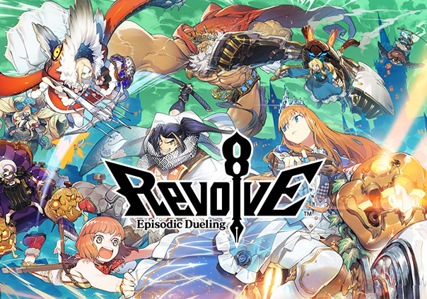 Revolve8 Game Profile Banner