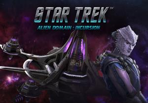 Star Trek Alien Domain Incursion Banner