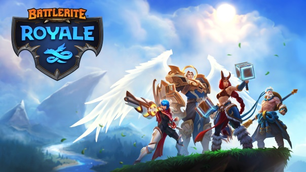 Battlerite Royale Key Art