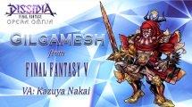 Dissidia Final Fantasy Opera Omnia - Gilgamesh