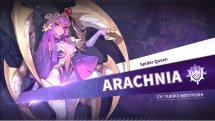 Knights Chronicle Arachnia and Momo Introduction