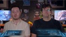 League of Legends Dev Diary Position Ranks