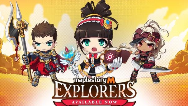 MapleStory M Explorers Update
