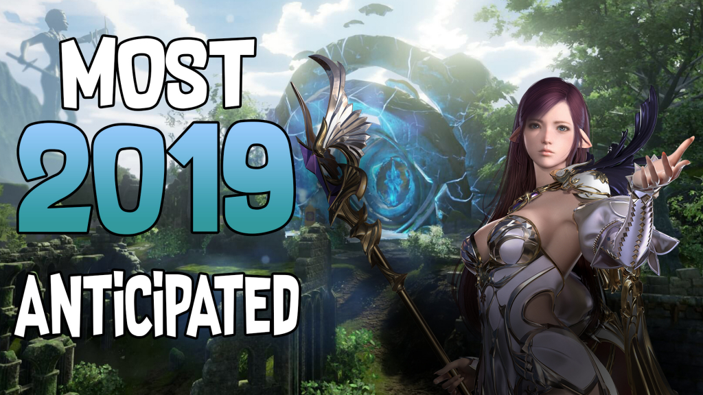 Colt takes a look at our most anticipated games of 2019!