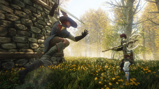 New World Interview (Amazon Game Studios)